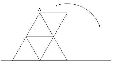 パズル算数クイズ: 図形の移動 : 算数 図形 クイズ : クイズ