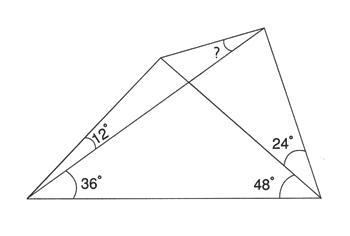 算数オリンピック問題に挑戦 ... : 中学 数学 平面図形 : 中学