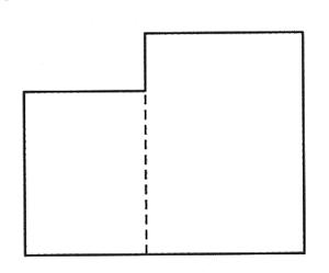 ... 2等分する方法: 算数解法の