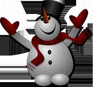 Snowman300