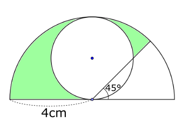 方 形 角 求め おう ぎ の 中心