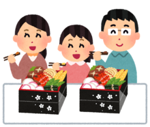 Osechi_family_2