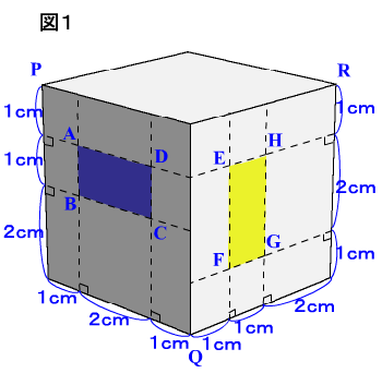 すべての講義 立方体の体積 : 立方体のくりぬき(ラ・サール ...