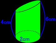 すべての講義 体積計算方法 : ... 体積を求める方法: 算数解法の
